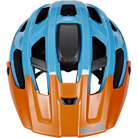 Kask Rex Casco, light blue/orange